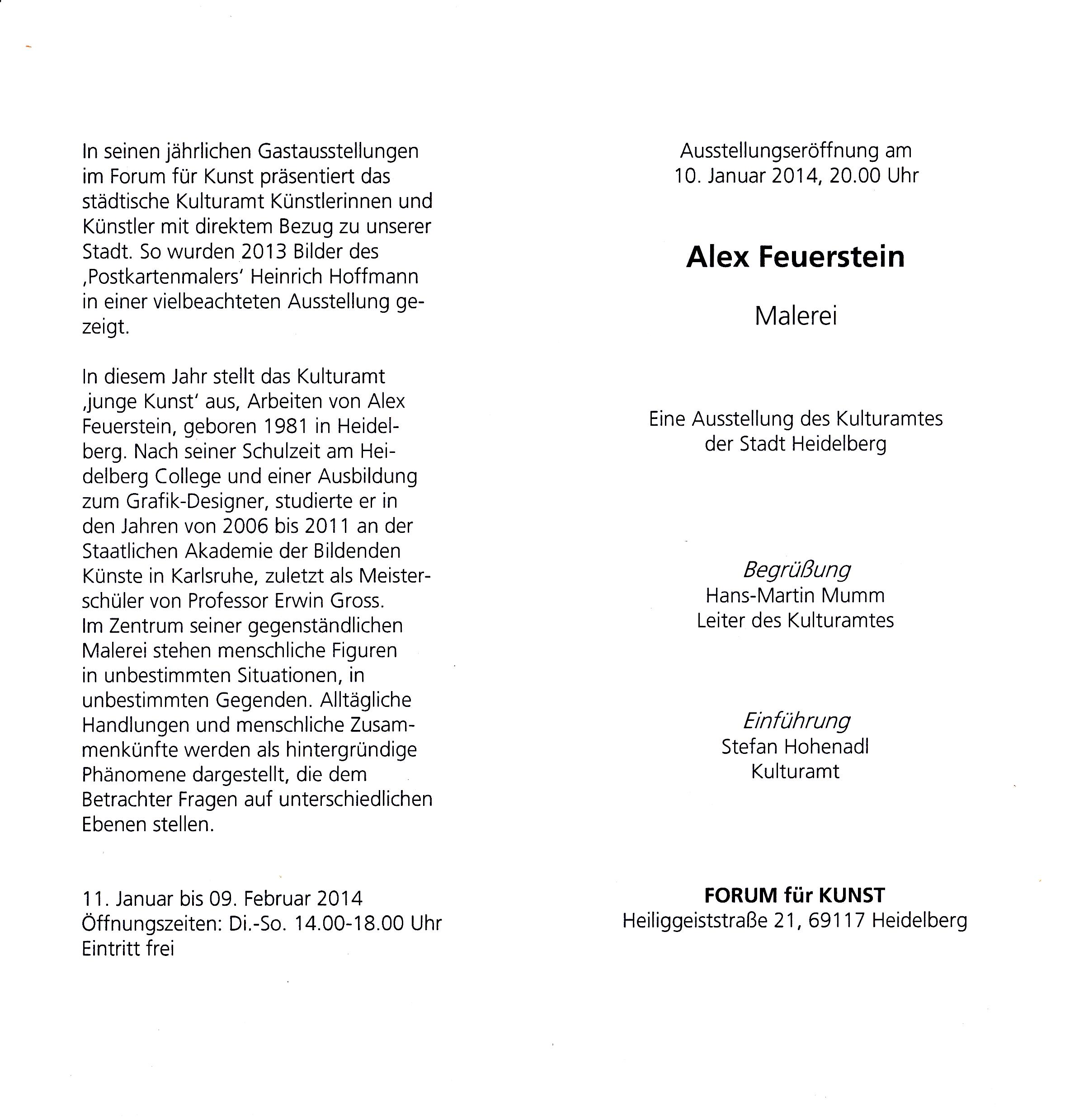 Alex Feuerstein